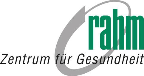 Logo der rahm - Zentrum für Gesundheit GmbH als Partner der Physiotherapie Praxis mensana•med in Köln