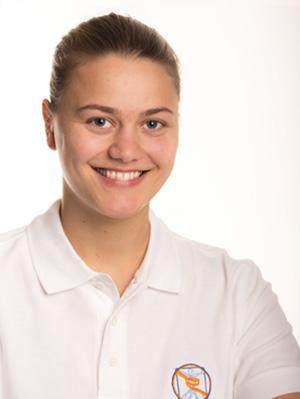 Porträt Mareike Tacke von der Physiotherapie Praxis mensana•med in Köln